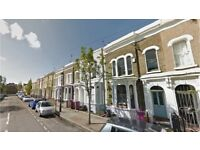 Bow E3. Light, Modern, Spacious & Well Presented 3 Bed Fully Furnished House with Garden near Tube