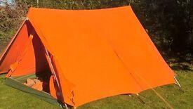 VANGO FORCE 10 Mk 4- the tent design that Chris Bonnington took to Everest!!