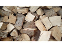FIRE LOGS FIREWOOD - bulk buy dry fire logs ready to use in stoves, wood burners and open fires