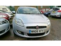 2008 Fiat 1.4 Bravo 5dr 1 previous owner. Hpi Clear