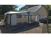 DOREMA AWNING SIZE 11 (900 - 925) & BEDROOM EXTENTION.