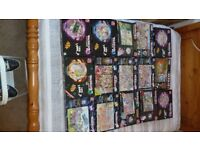 Jigsaw Puzzles 43 off very good condition