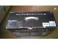 PS3 60GB Box Only