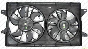 Cooling Fan Assembly Mercury Monterey 2004-2007