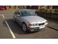 BMW E36 320 SALOON AUTO SALE OR SWAP/PX
