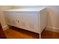 IKEA White office storage cabinet. Perfect condition. Sold due to move abroad.