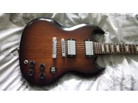 2013 Gibson SG special 60's tribute