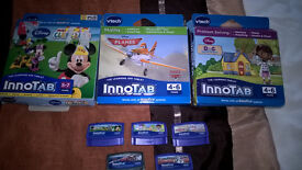 +++VTECH INNOTAB GAMES-GREAT CONDITION+++