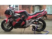 GSXR 1100 in exceptional condition .