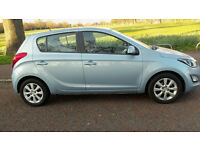 Hyundai i20 2013 mot 2018 19871genuine miles full sevice history reduced now £5250