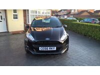 Ford Fiesta ST Line Black Immaculate Condition Zero Road Tax