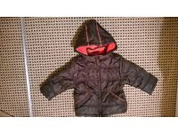 4 x Toddler/Boy coat from 12 mth -3 yrs old in good cond.