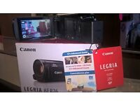 Canon LEGRIA HF R76 camcorder with WiFi brand new in box