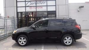 2012 Toyota RAV4 MAGS + TOIT + AWD SPORT EDITION VEHICULE WITH P