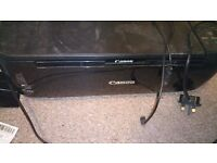 canon all in one photo printer, scanner and copier - almost new!
