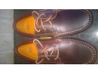 Men's Lumberjack shoes never worn. Labelled size 11 but probably a better fit for size 10.