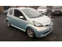 toyota aygo diesel ideal first car cheap to run and insure px welcome