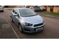 Vauxhall Corsa - Cheverolet Aveo 62 plate CAT D repaired only 11,173miles