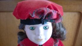 Promenade Collection Doll, CHARLOTTE Collectable Doll