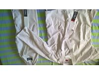 Full Set Martial Arts Suit Gi Size 160cm