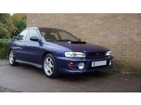 2000-X Subaru Impreza 2.0 Turbo 4dr Facelift Model - Last Owner 10 Years & FSH not wrx sti