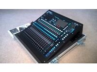 Allen & Heath QU16 - Digital Mixer + hard case