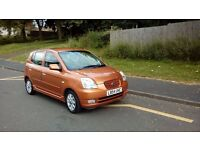 KIA PICANTO 1.1SE LOW MILEAGE!! GREAT RUNNER. LOW TAX. LOW FUEL.