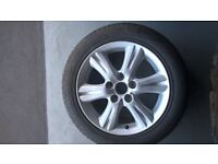 Lexus IS 220D Alloy Wheel & Tyre (205/55 R 16 91 V)