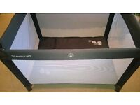 Britax Steelcraft Portable Cot