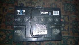 im selling my car battery its brand new off a diesel