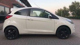 2016 Ford Ka Zetec White Addition