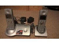 Panasonic dual home phones