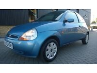 Ford KA 1.3 Collection 3dr Full Service History Excellent Runner