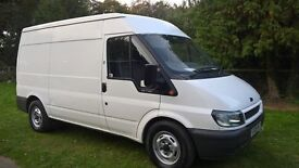 TRANSIT MWB, 06, ONLY 88000 MILES, MAY SWAP VERY TIDY LARGER VAN