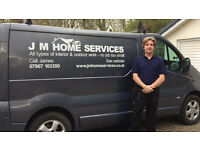 J M Homes Services - All types of interior and outdoor work - builder and handyman.