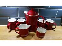 Nescafé coffee set