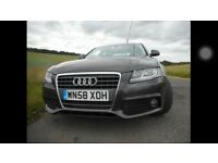 Audi A4- 2.0 Diesel, 2 owners, Full Dealer Service History - very clean car - well maintained