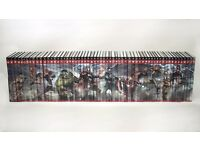 Marvel Mightiest Heroes Collection + Deadpool 61 Books Mint Condition