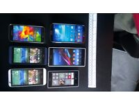 Used Dummy smartphones for shop display - look and feel like the real thing- 5 for £20