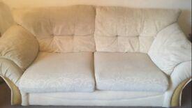2 + 3 seater sofa used £20