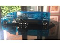 Large Bundle of Hot Wheels Cars and other assorted Diecast Metal Cars and Racing Cars