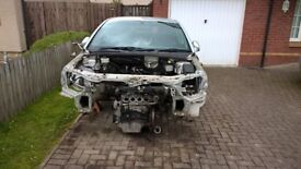 VAUXHALL VECTRA C, 1.8 EXCLUSIVE, SILVER Z157, PETROL, TECH 2 RESET, BREAKING FOR SPARES.