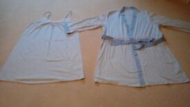 Dressing Gown and Nightdress set