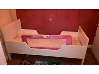 Toddler Bed For Sale with Mattress
