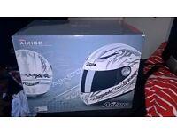 Nitro racing helmet (new in box)