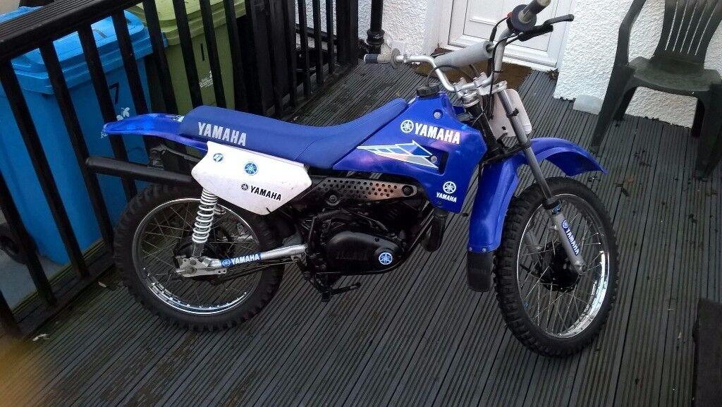 Yamaha Rt Used Parts