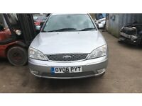2006 Ford Mondeo T-Lum X TDCI 130 E4 5DR 2.0 Diesel Silver BREAKING FOR SPARES