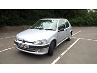 Low mileage 106 quicksilver, long mot, recent work done, drives really nice, looks fantastic.