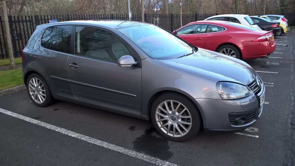 vw golf mk5 gt tdi 2 0 3dr grey leather seats in newlands glasgow gumtree. Black Bedroom Furniture Sets. Home Design Ideas