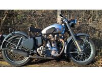 1951 Royal Enfield Bullet for sale